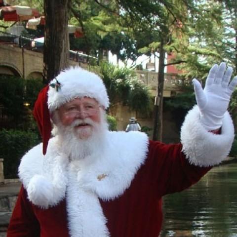 Hire Santa Bob Santa Claus In San Antonio Texas