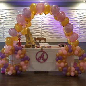 Balloon Decorating and Event Services - Event Planner in Jacksonville, Florida