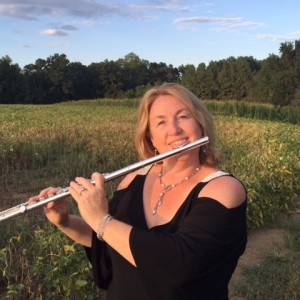 Wedding Day Music by Linda Dumizo - Flute Player / Keyboard Player in Charlotte, North Carolina