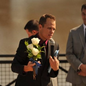 Wedding Officiant - Jared Witt - Christian Speaker in Orlando, Florida
