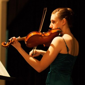 Joy O'Connor - Wedding Violinist - Violinist / Classical Singer in Akron, Ohio
