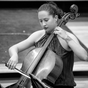 Weddings, memorial services, funerals - Cellist in Kent, Ohio