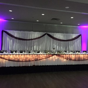 Weddings Unlimited by Terri - Linens/Chair Covers / Party Rentals in Rockford, Illinois