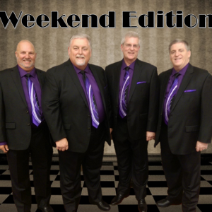 Weekend Edition - Barbershop Quartet / Singing Group in Dayton, Ohio