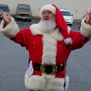Wenatchee Santa - Santa Claus in Wenatchee, Washington