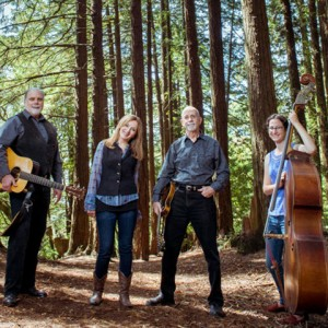 Wendy Burch Steel and Redwood - Americana Band in Bay Area, California