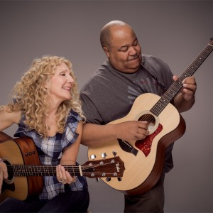 Wendy & DB - Children's Music / Acoustic Band in Evanston, Illinois