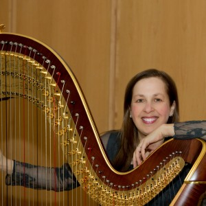 Wendy Kerner - Harpist / Violinist in Westport, Connecticut