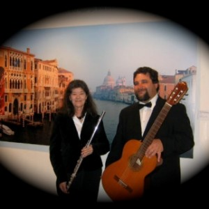 Wentworth-Romero Duo - Flute Player / Classical Duo in Pacifica, California