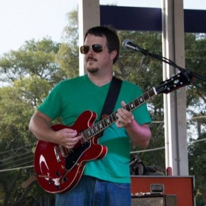 Wes Hunter - Singing Guitarist / Rock Band in Wilmington, North Carolina