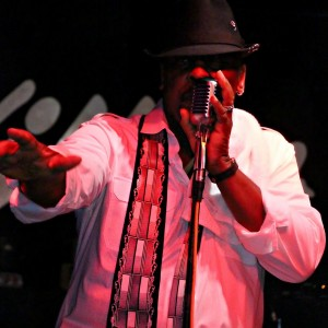 Wes Raymond - Soul Singer in New Orleans, Louisiana