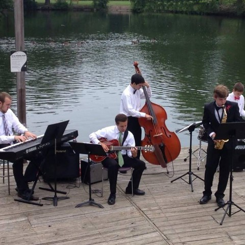 hire west of staley jazz band in champaign illinois. Black Bedroom Furniture Sets. Home Design Ideas