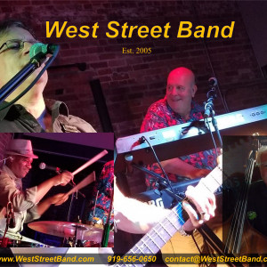 West Street Band - Cover Band / R&B Group in Cary, North Carolina