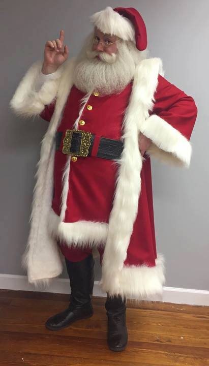 Hire West Virginia S Santa Claus Santa Claus In St Albans West