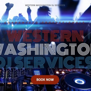 Western Washington DJ Services - Mobile DJ / Wedding DJ in Union, Washington