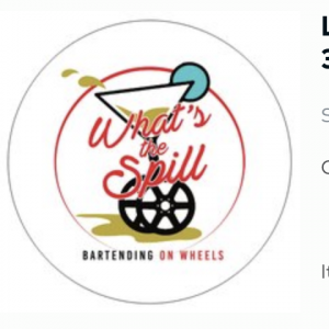 What's the Spill Bartending on Wheels - Bartender in Decatur, Georgia
