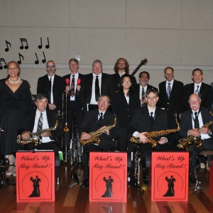 What's Up Big Band - Big Band in Hayward, California