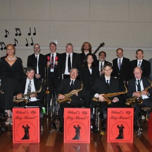 What's Up Big Band - Swing Band in Hayward, California