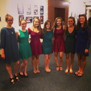 Wheaton Whims - A Cappella Group in Norton, Massachusetts