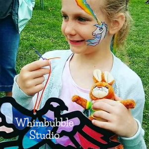 Whimbubble Studio - Face Painter in Oshkosh, Wisconsin