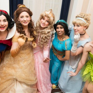 Whimsical Entertainment - Princess Party in Edmonton, Alberta