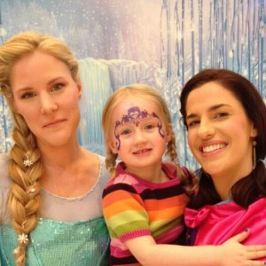 Whimsy Pixie - face and body art - Face Painter / Princess Party in Prophetstown, Illinois