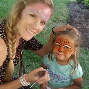 Whimsy Pixie Paint - Face Painter / College Entertainment in Oregon, Illinois
