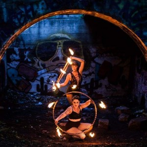 Whirled Dreams - Fire Dancer in Northampton, Pennsylvania