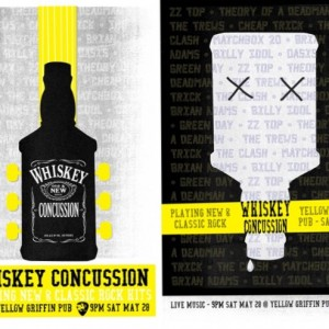 Whiskey Concussion - Classic Rock Band in Mississauga, Ontario