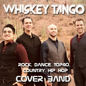 Whiskey Tango AZ - Cover Band / College Entertainment in Phoenix, Arizona
