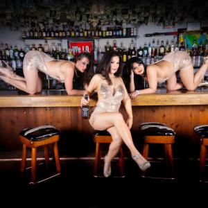 Whiskeyed Hips - Burlesque Entertainment / Belly Dancer in Santa Rosa, California