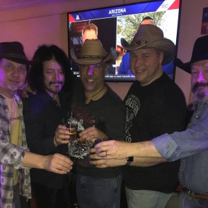 Whiskey's Edge Band