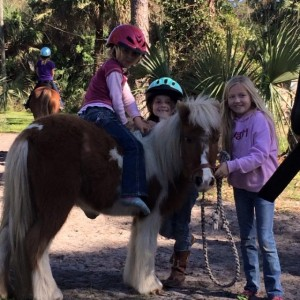 Whispering Pines Equestrian Facility - Pony Party in Vero Beach, Florida