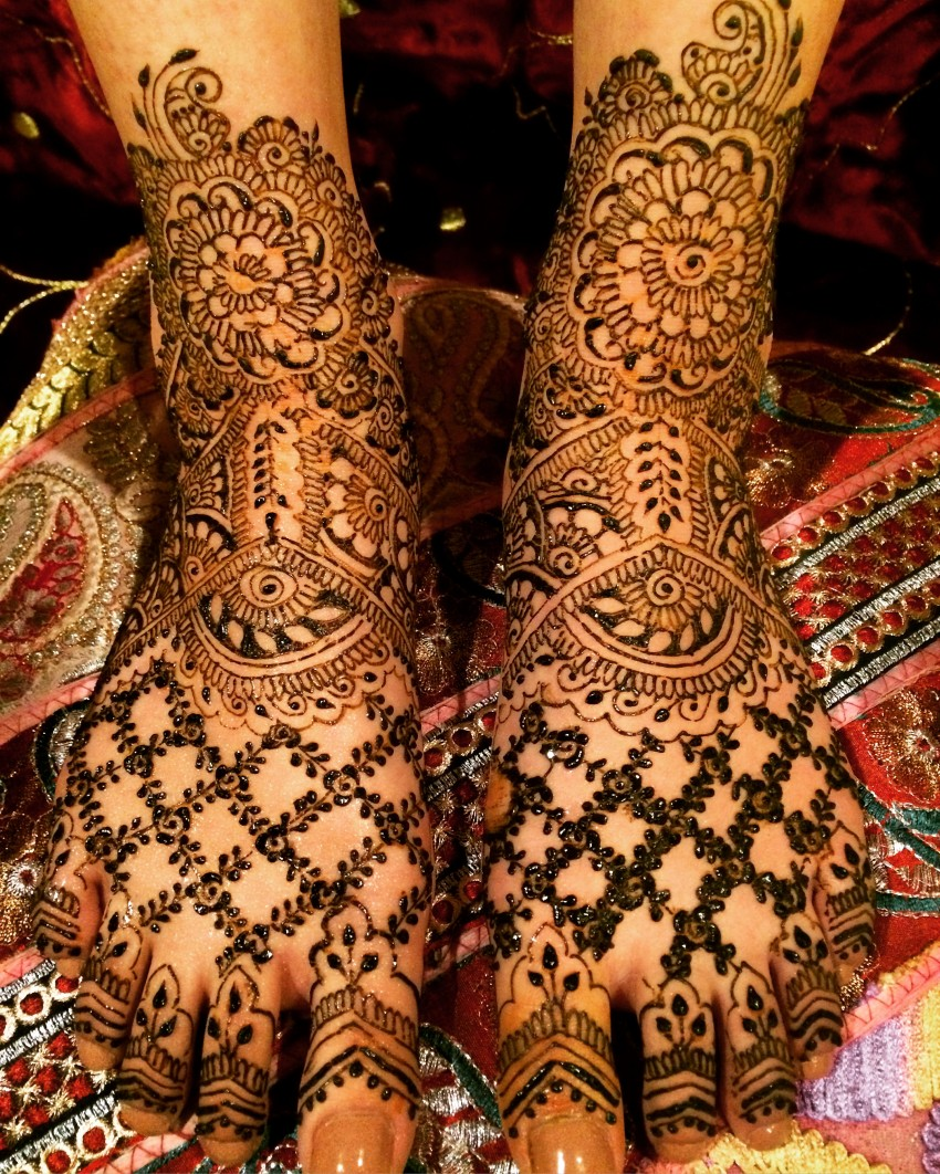 Professional Henna Tattoo Artists For Hire In Austin: Hire White Lotus Mehndi