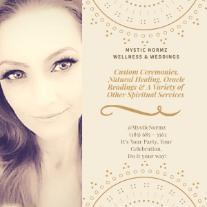 Mystic Normz - Wedding Officiant / Wedding Services in Bountiful, Utah