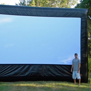 Why Not Events - Outdoor Movie Screens in Mankato, Minnesota