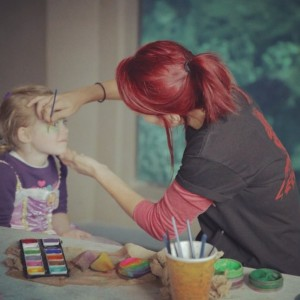 Wild Child Fabrications - Face Painter / Halloween Party Entertainment in Pittsburgh, Pennsylvania