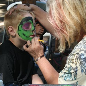 Wild Style Design Company - Face Painter / Halloween Party Entertainment in El Paso, Illinois