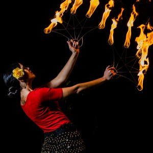 Wildfire Tina - Fire Dancer / Fire Performer in Dallas, Texas