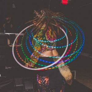 Wildsoulchild - Hoop Dancer in Ypsilanti, Michigan