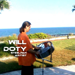 Will Doty - Steel Drum Player in Orlando, Florida