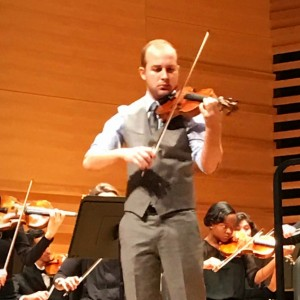 Will Jackson - Violinist in Tampa, Florida