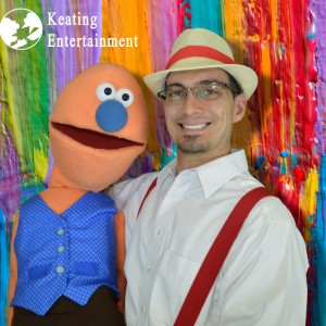 Will Keating - Ventriloquist & Puppeteer