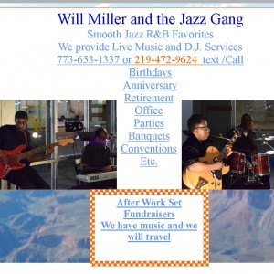 Will Miller and the Jazz Gang - Jazz Band in Chicago, Illinois