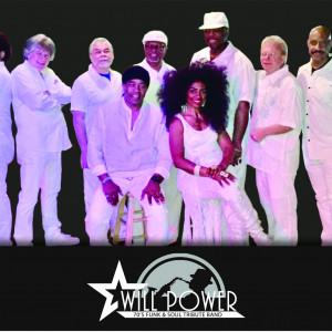 Will Power - Tribute Band in Willingboro, New Jersey