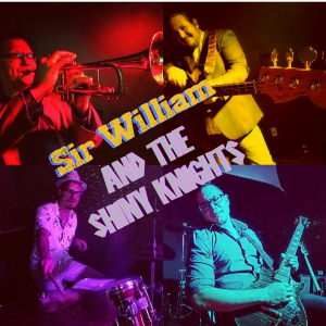 Sir William and the Shiny Knights - Cover Band / College Entertainment in San Antonio, Texas