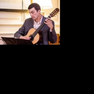 William Ryan - Classical Guitarist in New Lenox, Illinois