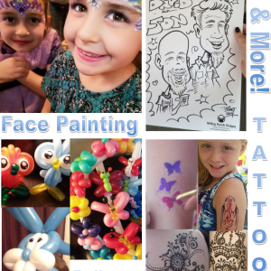 Willing Hands Designs - Face Painter in Indianapolis, Indiana