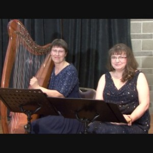 Wind on the Waves - Classical Duo / Harpist in Victoria, British Columbia