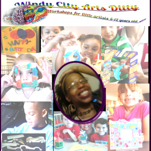 Windy City Arts Ditty - Arts & Crafts Party / Educational Entertainment in Chicago, Illinois